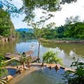 Hintok River Camp @Hellfire Pass Tha Sao  Thailand