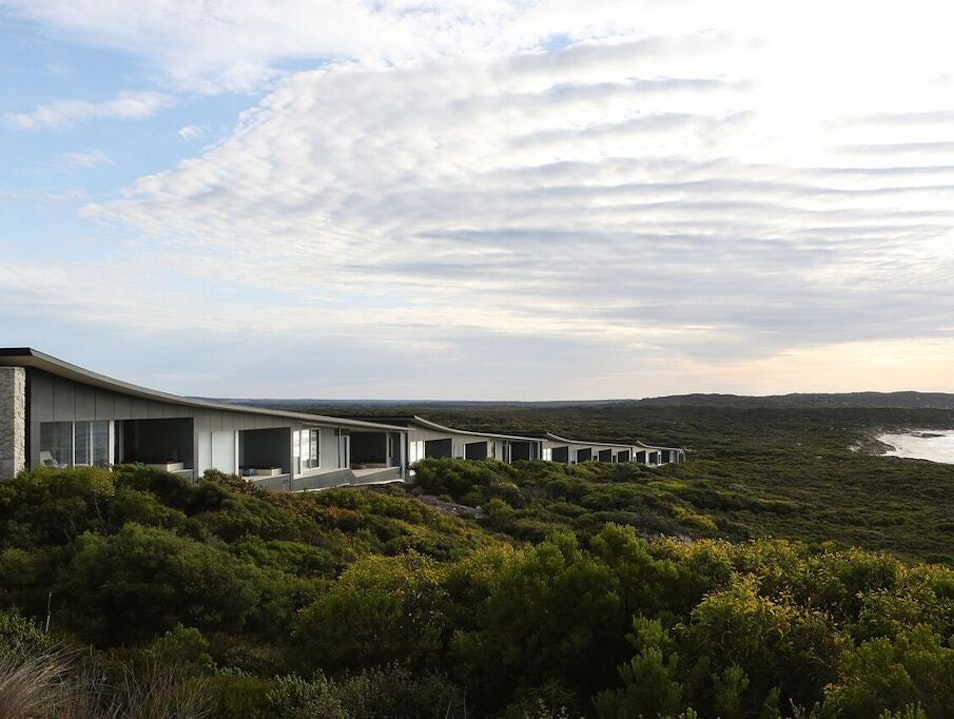 Luxury in the wilderness. Kingscote  Australia