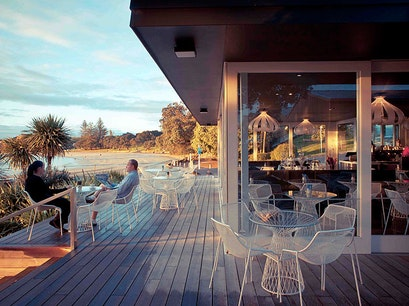 Takapuna Beach Cafe Auckland  New Zealand