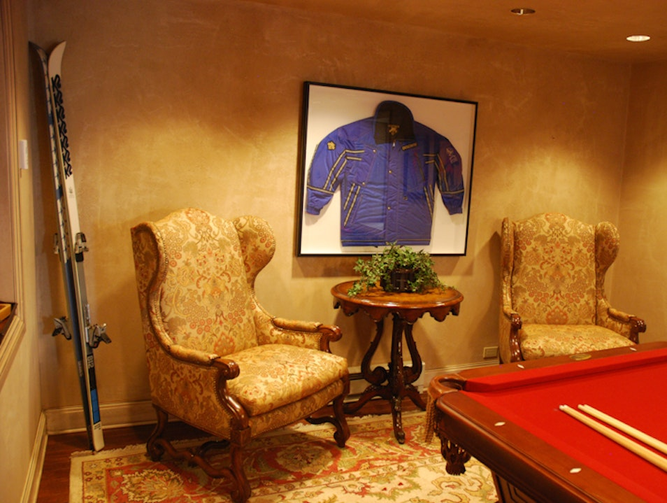Ski in and Sleep in Once-Home of President Ford