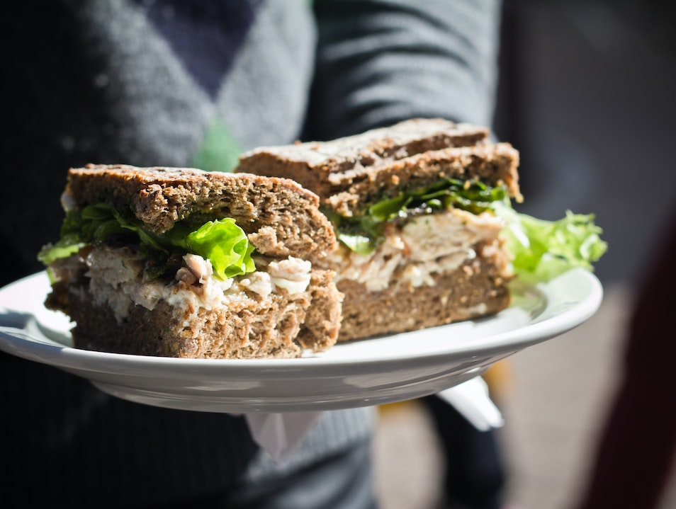 Tucking into Amsterdam's Best Sandwiches