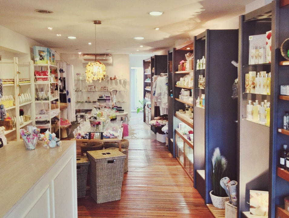 Aromatic Soaps, Lotions, and Potions