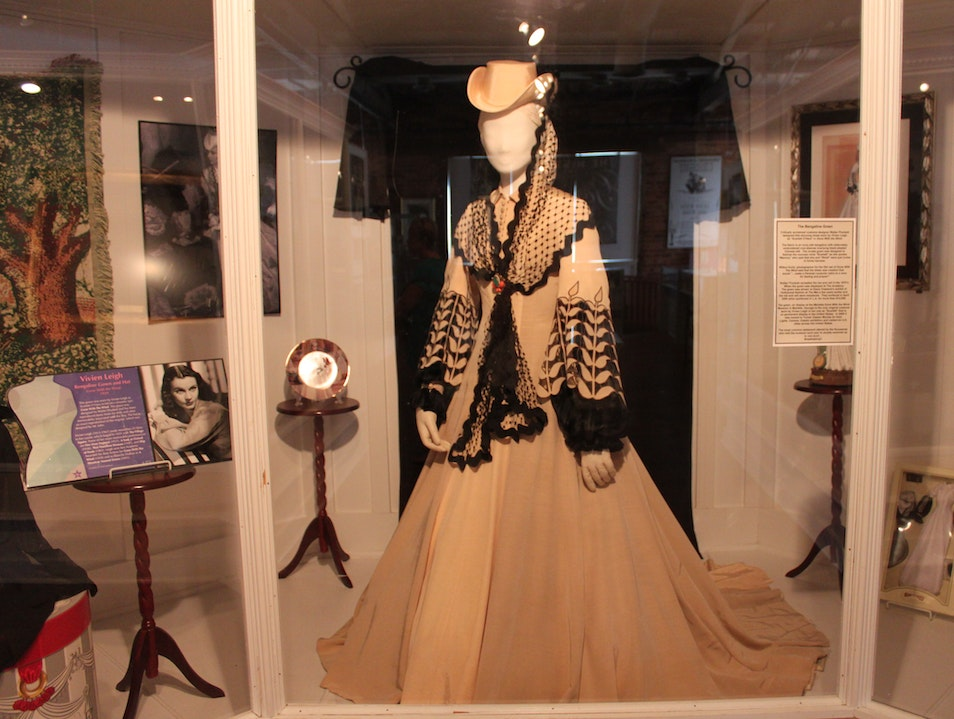 Scarlett on the Square: Marietta's Gone with the Wind Museum