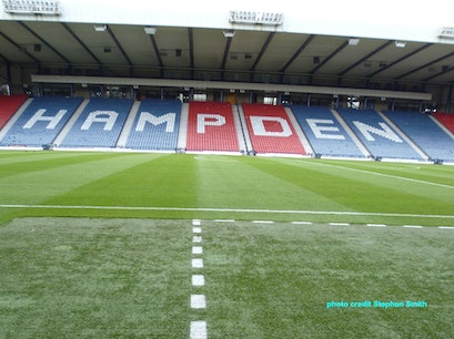 Hampden Park Glasgow  United Kingdom