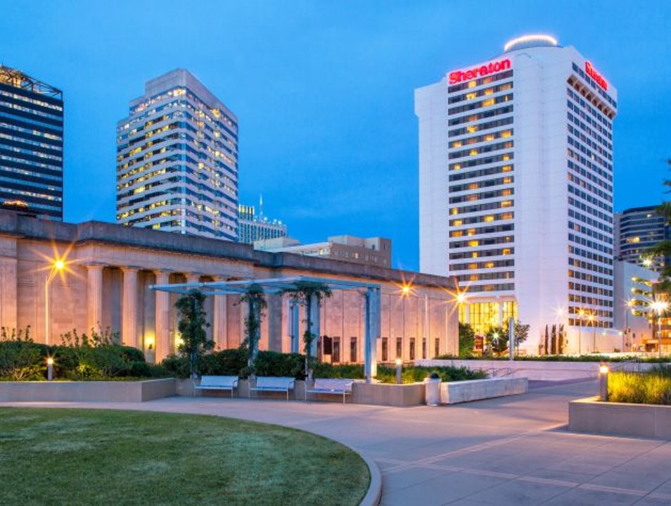 Nashville's Newest Luxury Hotel: Sheraton Grand Nashville Tennessee United States