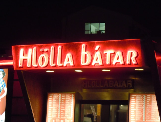 """Hlolla Batar"":  Must Be Icelandic For ""Delicious"""
