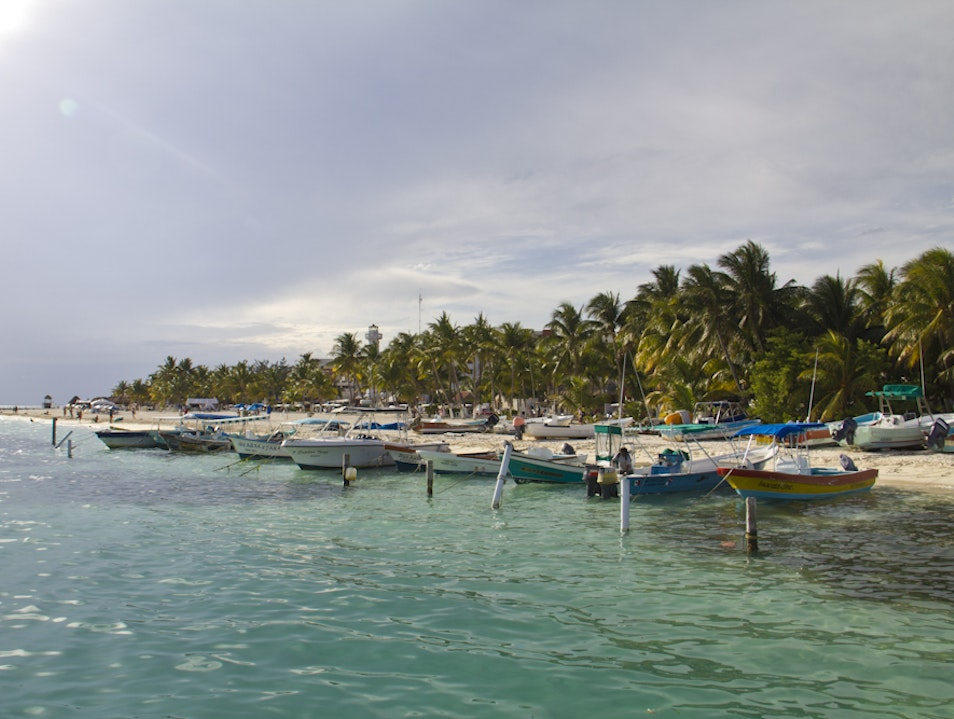 A Relaxing Escape from Cancun, or a Vacation in Itself :: Isla Mujeres Has it All Isla Mujeres  Mexico