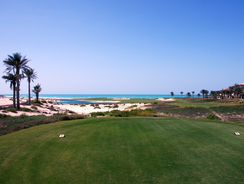 Arabian Gulf Golf and Nature Abu Dhabi  United Arab Emirates