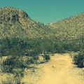 South Mountain Park Phoenix Arizona United States