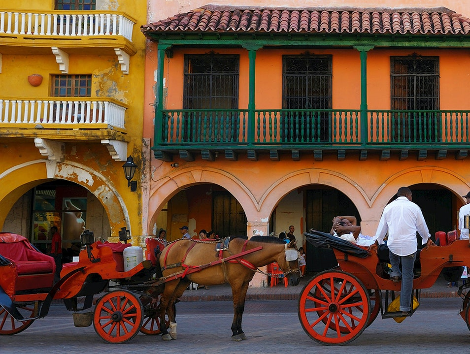 See Cartagena by Horse and Carriage