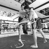 Muay Thai Gym at The Siam