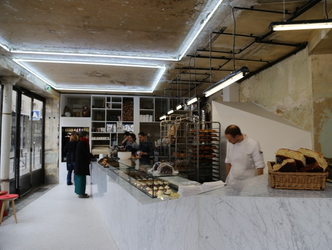 A New Breed of Parisian Boulangerie