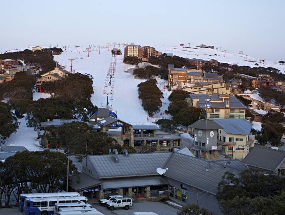 Day Trips from Melbourne:  Head to the Mount Buller Mount Buller  Australia