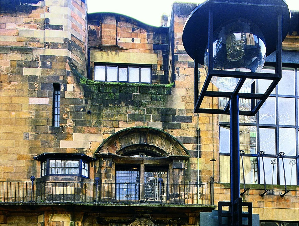Architectural Exploration Glasgow  United Kingdom