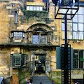 The Mackintosh Building at The Glasgow School of Art Glasgow  United Kingdom
