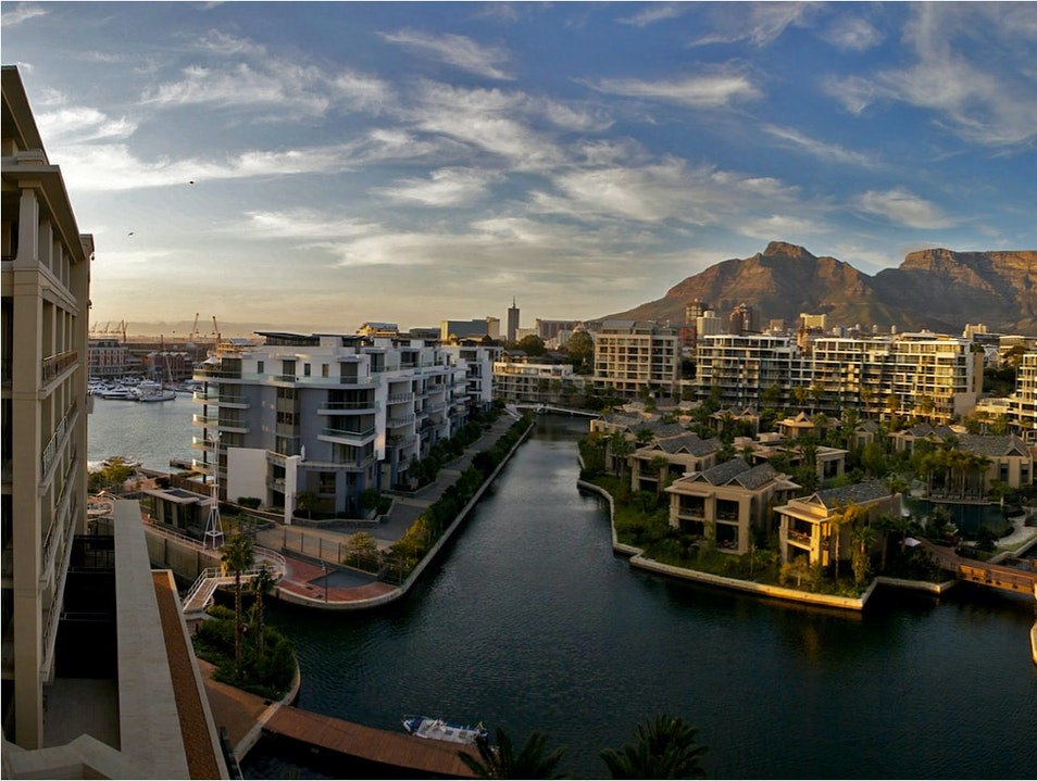 An Oasis In the Heart of the Waterfront Cape Town  South Africa