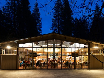 Yosemite Valley Lodge Mountain Room    Yosemite Valley California United States