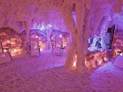 Salt Cave Sylt Sylt  Germany