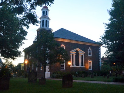 Christ Church Alexandria Virginia United States