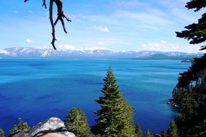 D L Bliss State Park / Rubicon Trail