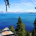 D L Bliss State Park / Rubicon Trail Lake Tahoe California United States