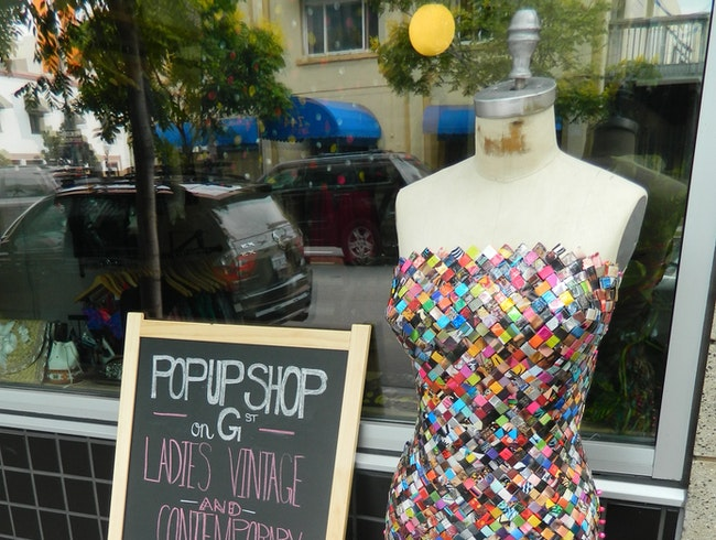 Cute Boutique Offering Local Designers and Vintage Clothes