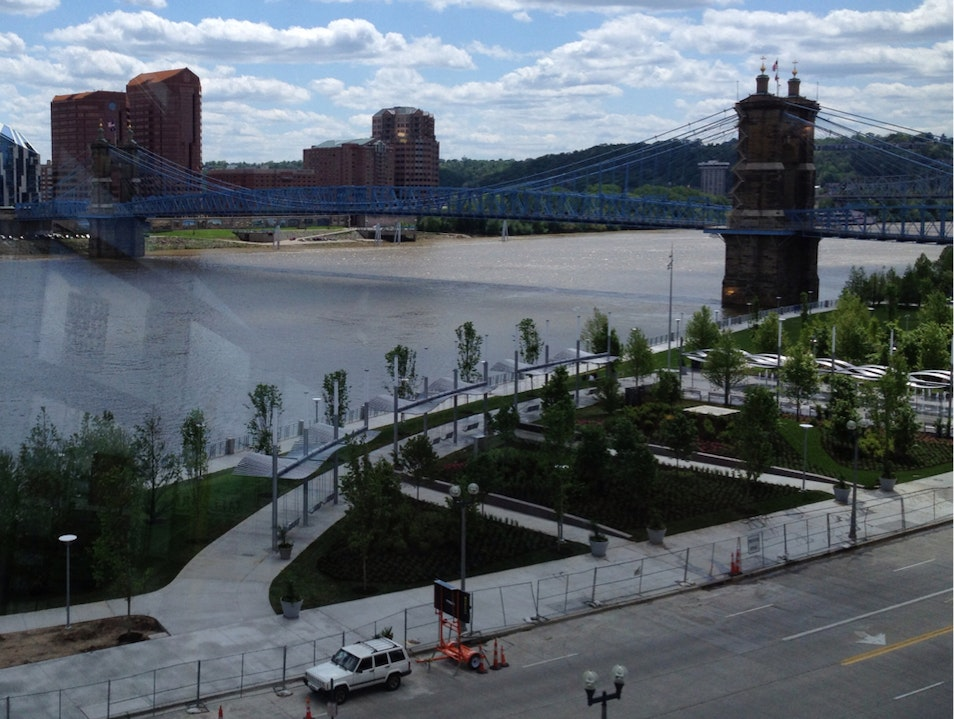 Where North and South Meet Covington Kentucky United States