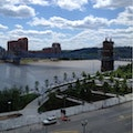 John A. Roebling Suspension Bridge Covington Kentucky United States