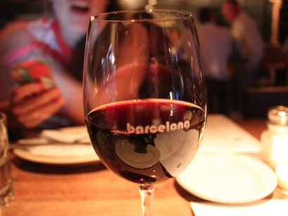 Barcelona Wine Bar Atlanta Georgia United States