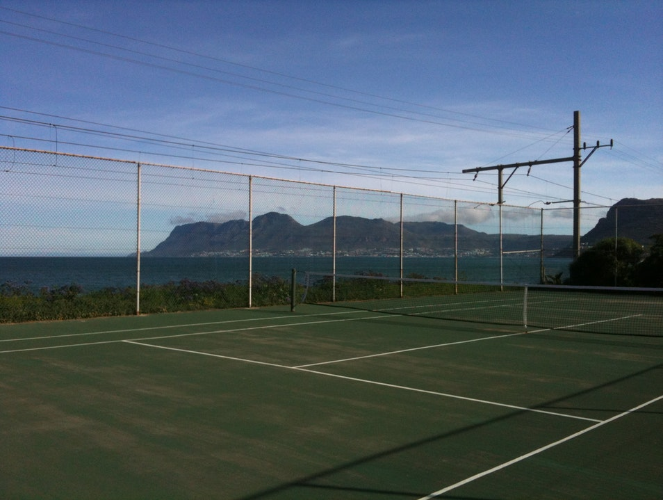 Tennis, anyone? Cape Town  South Africa