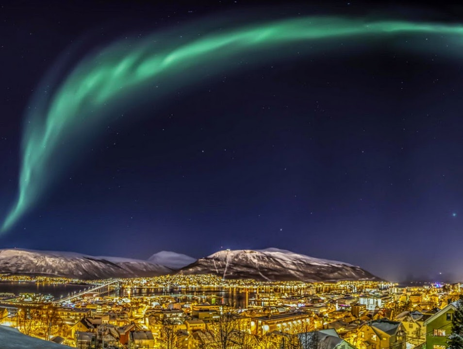 Spend the Night in Tromsø
