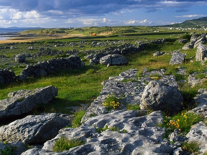 The Burren Clare  Ireland