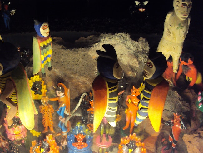 International Folk Art in Santa Fe