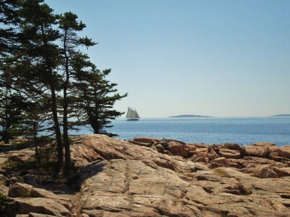 Acadia National Park Mount Desert Maine United States