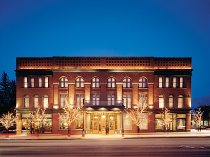 Hotel Jerome  Colorado United States