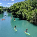 Lady Bird Lake Austin Texas United States