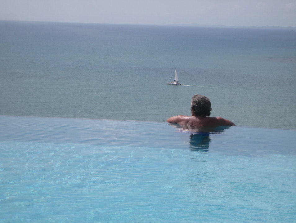 An Infinity Pool to Take Your Breath Away