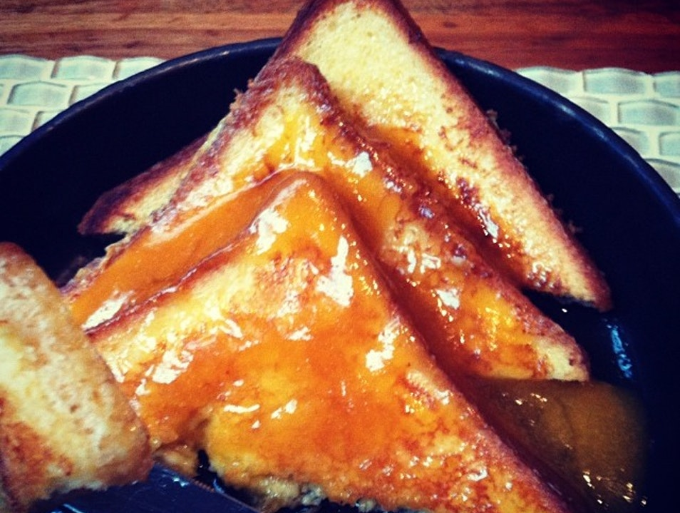 Best French toast on the planet?! Vancouver  Canada