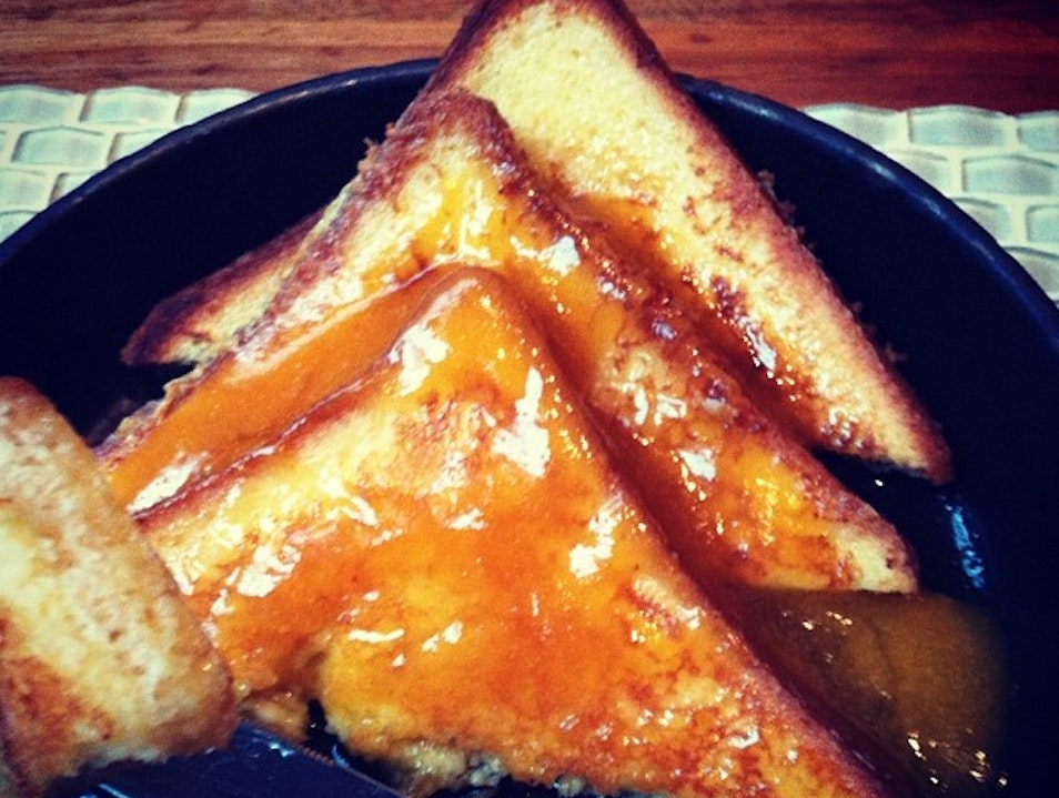 Best French toast on the planet?!