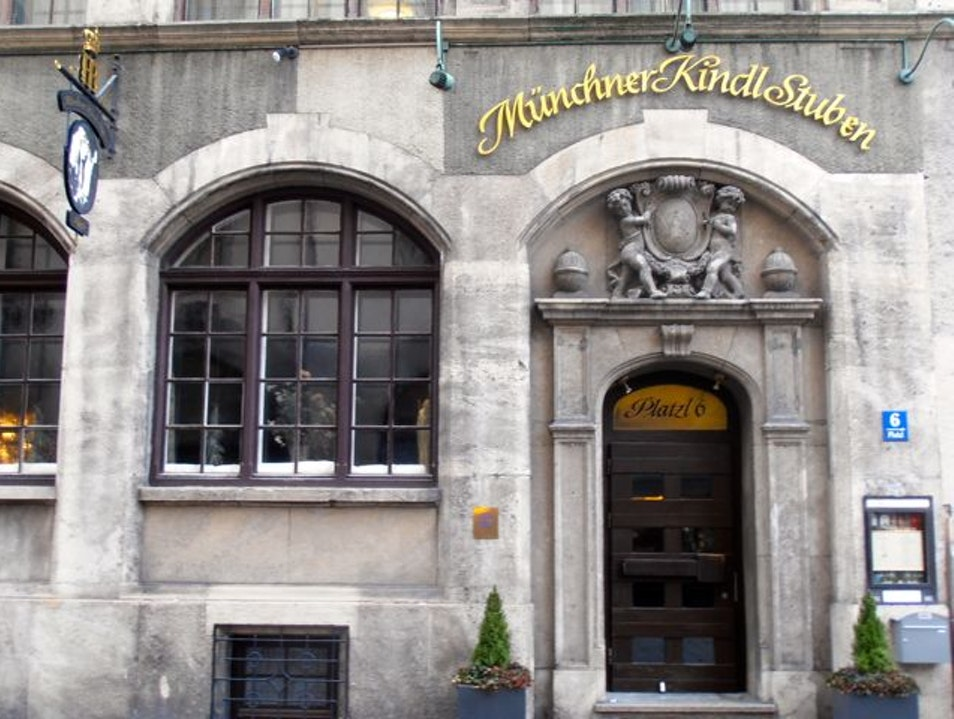 A Munich Culinary Highlight Munich  Germany