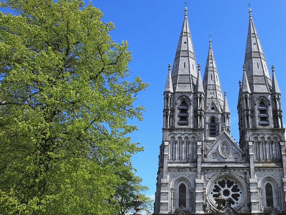 St. Fin Barre's Cathedral Cork  Ireland
