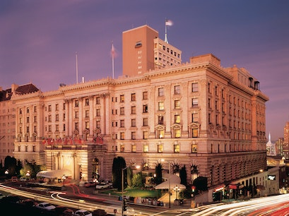 Fairmont San Francisco  San Francisco California United States