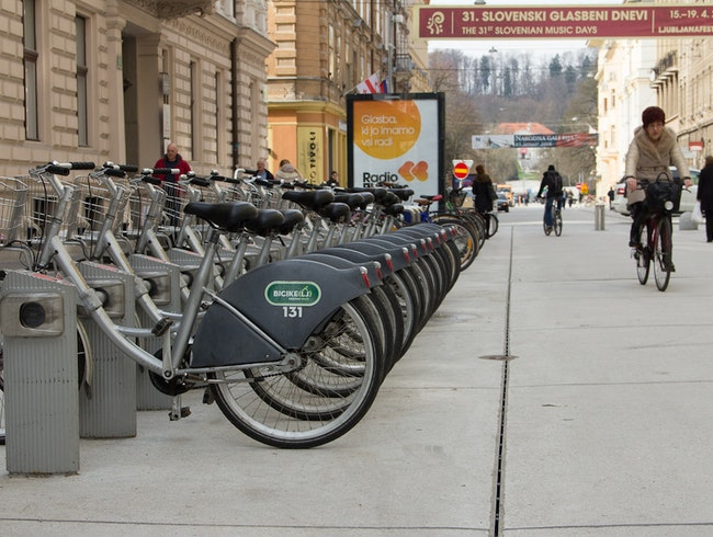 Bicike(LJ): A Guide to Ljubljana, Slovenia's Bike Sharing Program
