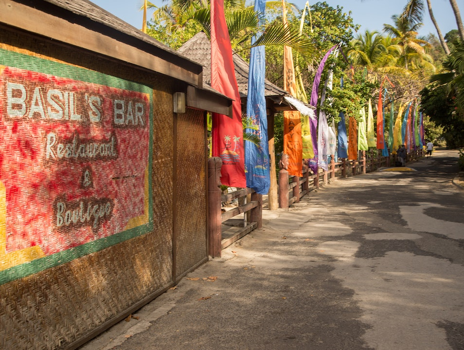 Basil's Bazaar Blackstone  Saint Vincent and the Grenadines