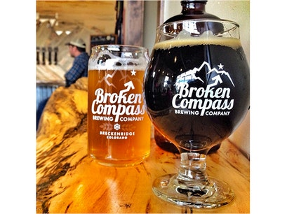 Broken Compass Brewing Breckenridge Colorado United States