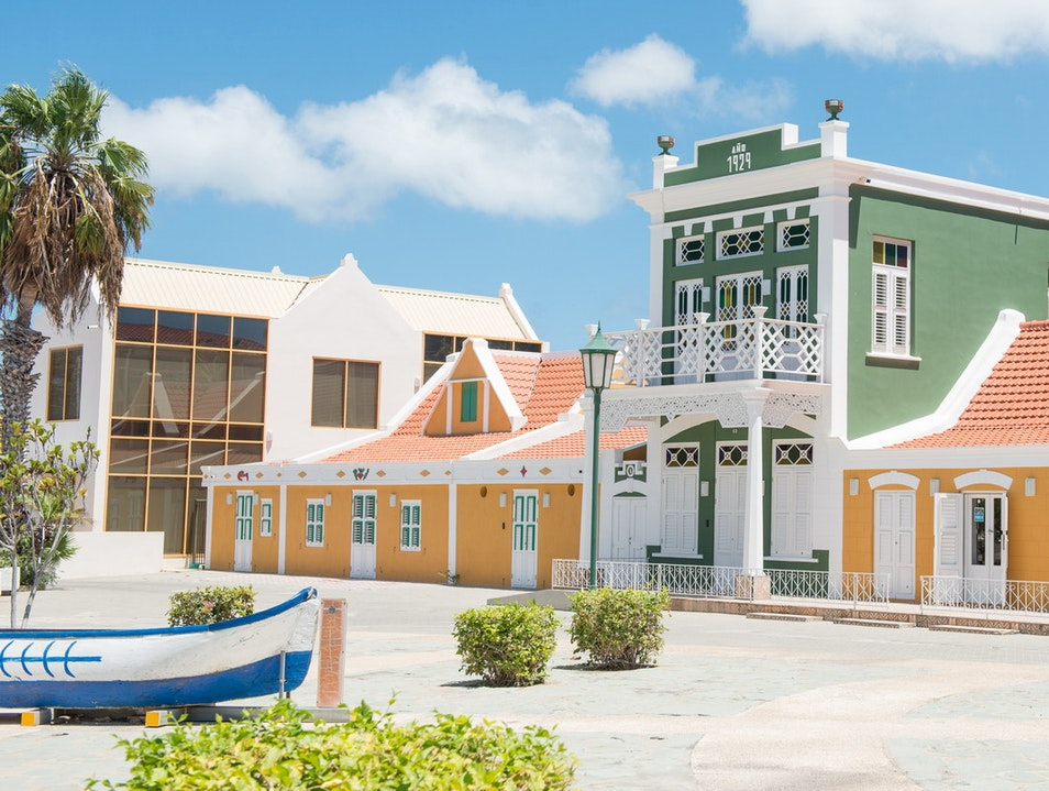 Archaeological Museum of Aruba Oranjestad  Aruba