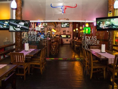 Texas Burger Co. Playa Del Carmen  Mexico