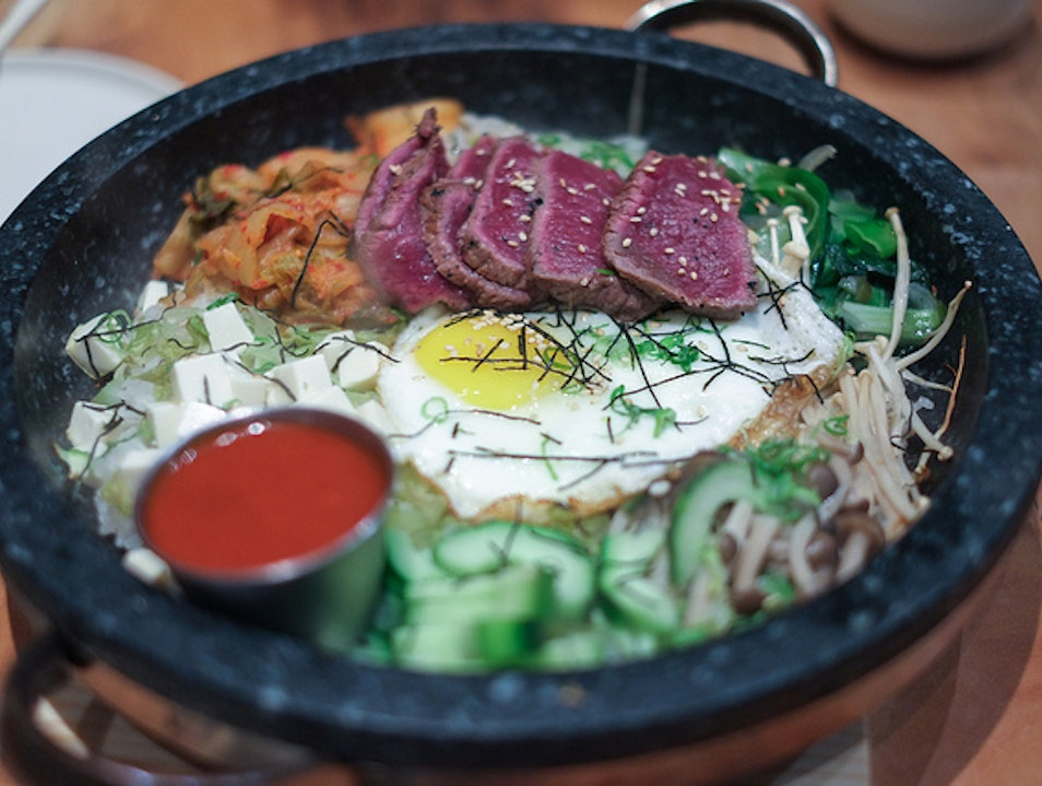 Eat Korean-Californian Cuisine at Namu Gaji in the Mission