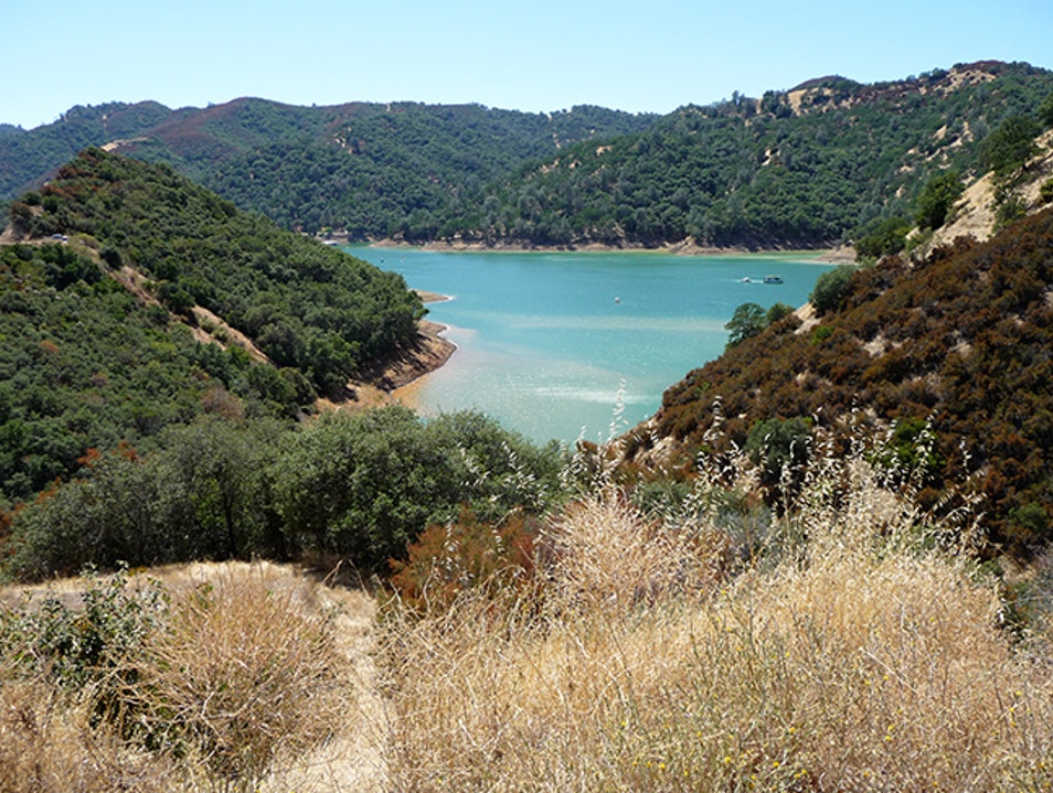 Lake Berryessa  Winters California United States