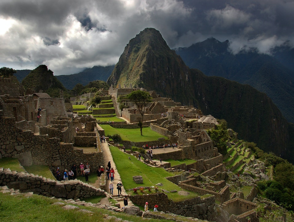 Machu Picchu and the Amazon Rainforest Provincia De Paucartambo  Peru